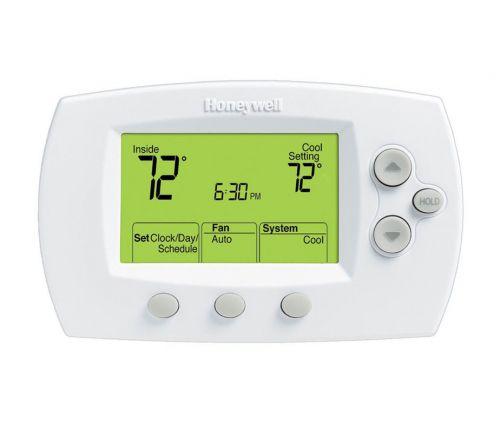 focuspro 6000 smart wifi thermostat. Black Bedroom Furniture Sets. Home Design Ideas