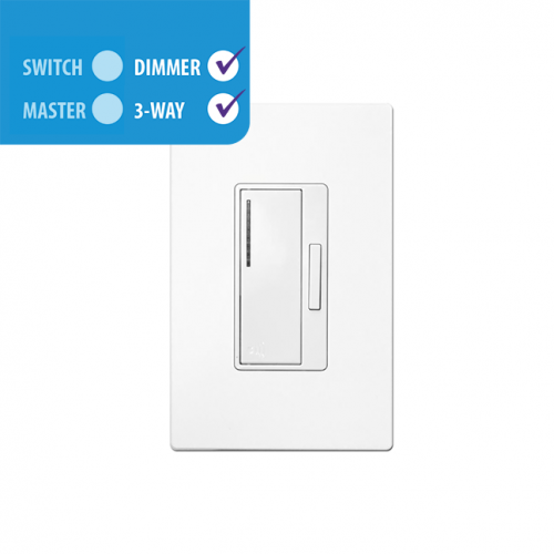ClareVue Accessory Neutral Dimmer