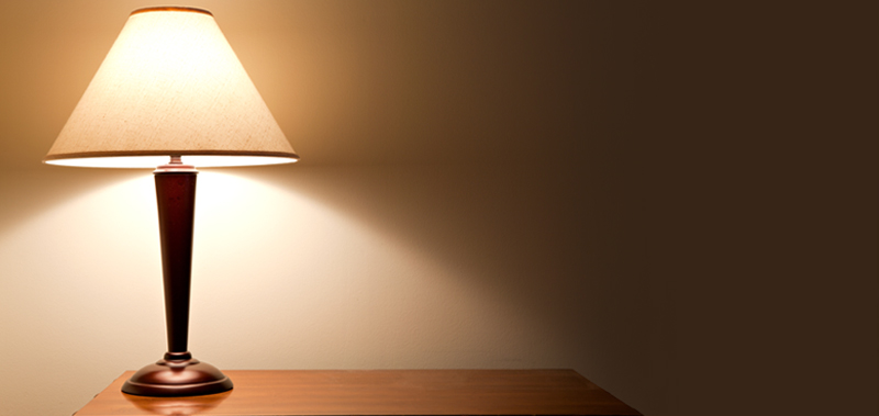 you can make any lamp smart with a plug in lamp dimmer no tools. Black Bedroom Furniture Sets. Home Design Ideas